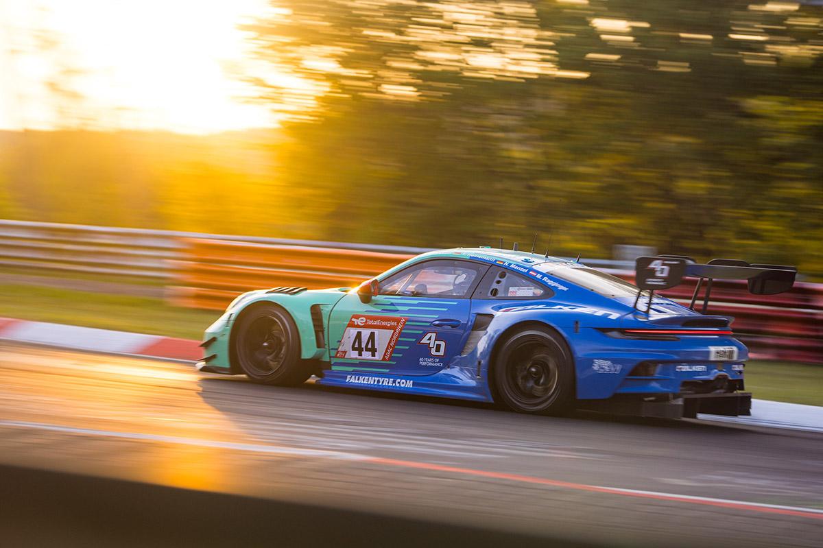 The ADAC Zurich 24h-Race 2020ニュルブルクリンク 24時間レース